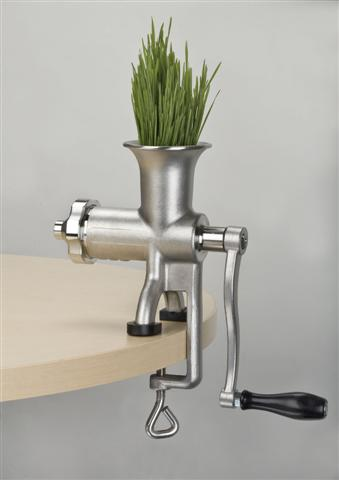 Miracle Stainless Steel Manual Wheatgrass Juicer
